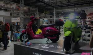Le spécialiste des motos et scooters électriques