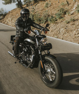 Motocicletta americana